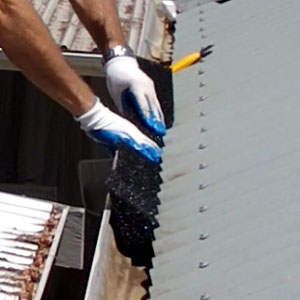 Diy Installation Snug Foam Gutter Guards